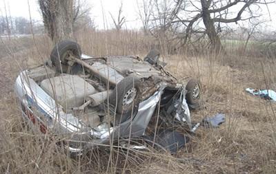 Серийный угонщик погиб в ДТП на украденном авто