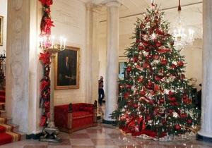 В этом году американцы купят 35 млн елок, потратив на них более $3 млрд