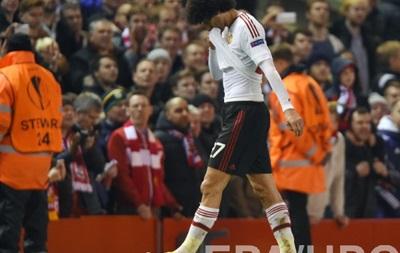 Игрок Манчестер Юнайтед может получить дисквалификацию на три еврокубковые матчи