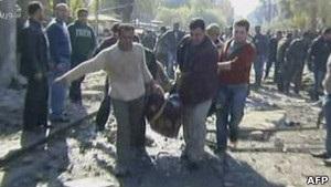Взрывы в Дамаске: более 40 погибших