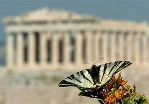 Обитаемый остров. Письмо из Греции