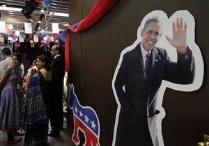 Предвыборный штаб Обамы оштрафовали на $375 тысяч