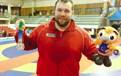 Украинские борцы завоевали две медали на чемпионате Европы