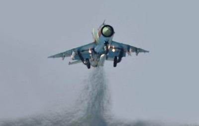 В Сирии сбит МиГ-21 - СМИ