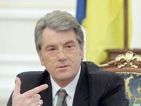 Сегодня Ющенко проведет совещание по координации действий власти и политсил