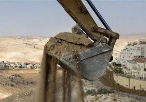 Израиль приступает к строительству стены на границе с Египтом