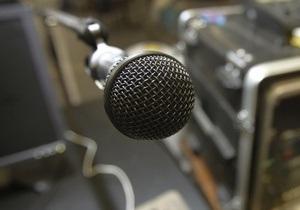 Украинские радиовещатели обвинили закон в потере своей аудитории