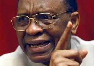 В Нигере предпринята попытка государственного переворота. В столице страны идет бой