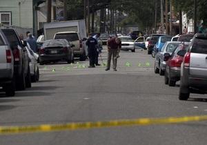 ФБР связывает стрельбу в Новом Орлеане с уличной преступностью