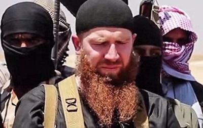 Пентагон подтвердил смерть чеченского полевого командира ИГ
