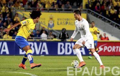 Гравець-невидимка: Роналду провів свій найгірший матч за Реал