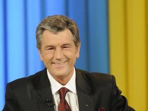 Итоговую пресс-конференцию Ющенко можно будет смотреть в интернете