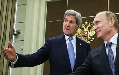 Керри летит к Путину в Москву