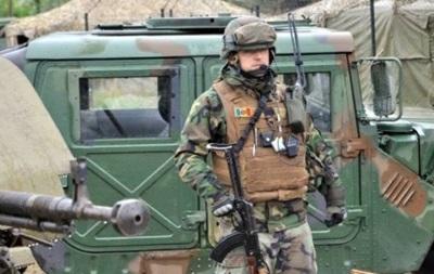 Молдова и США проводят совместные военные учения