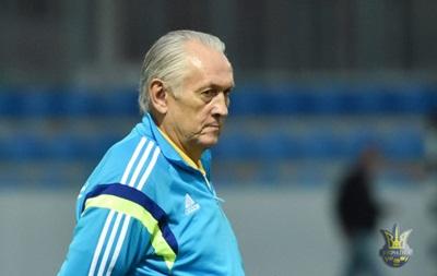 Фоменко: Новых имен в сборной не будет