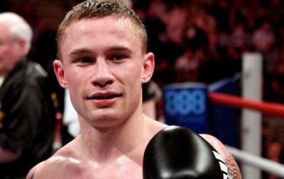 Чемпион мира по боксу стал кавалером ордена Британской империи