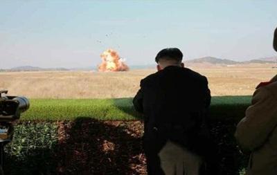 Южная Корея заподозрила КНДР в очередном взрыве