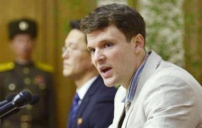 Белый дом призвал КНДР освободить студента-американца