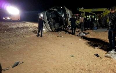 В Иордании в ДТП погибли 16 паломников