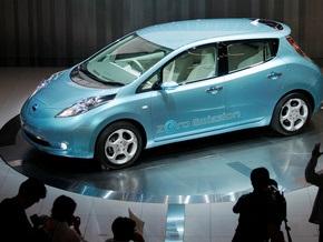 Nissan создал электромобиль, не загрязняющий атмосферу