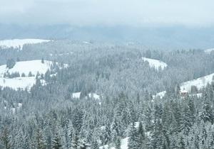 Погода в Украине - Гидрометцентр предупреждает об угрозе схождения лавин в Карпатах