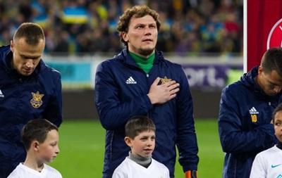 Фоменко не вызвал в сборную Украины футболистов, играющих в России