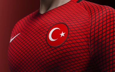 Сборная Турции представила форму к Евро-2016