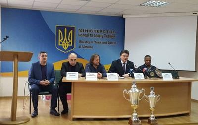 Украинские борцы обратились к министру с просьбой помочь решить жилищную проблему