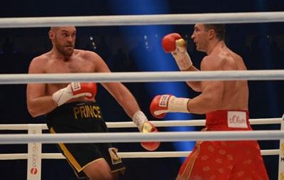 Команды Кличко и Фьюри согласовали дату реванша