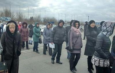 ВПолтаве митингующие перекрыли дорогу— Протесты фармацевтов