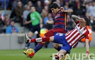 В Барселоне опасаются Атлетико