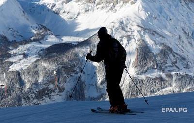 На Закарпатье погиб лыжник из Киева