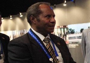 В доме и.о. главы правительства Папуа-Новой Гвинеи обнаружили труп женщины