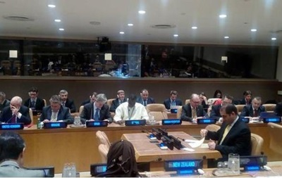 Киев: Россия пыталась сорвать заседание ООН