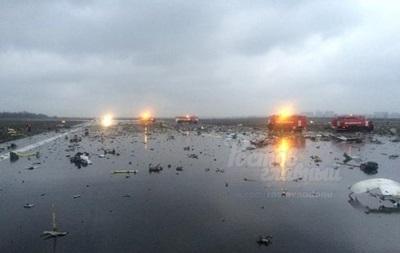 Крушение Боинга в РФ: погибли семь украинцев