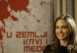 На премьеру фильма Анджелины Джоли в Белграде пришли 12 человек