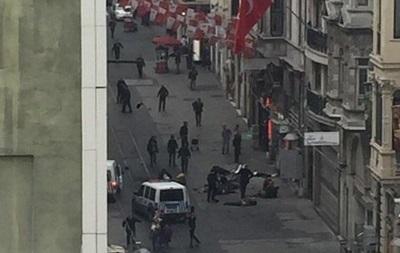 В Стамбуле прогремел взрыв: есть погибшие