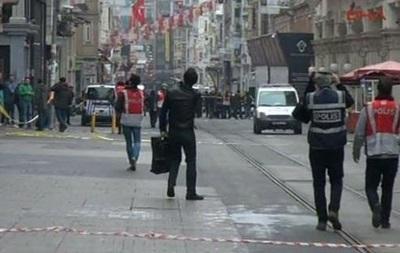 Появилось видео взрыва в Стамбуле