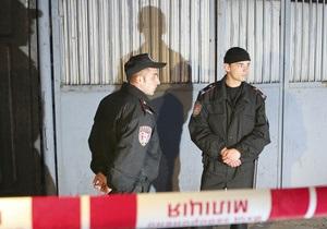 Под Донецком восхищенный действиями милиции подросток сообщил о заложенной в банке бомбе
