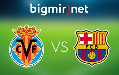 Вильярреал - Барселона 2:2 трансляция матча чемпионата Испании