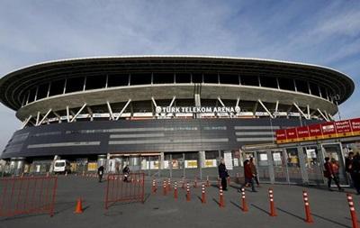 В Стамбуле отменен футбольный матч из-за угрозы безопасности