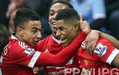 Манчестер Юнайтед одержал победу в дерби