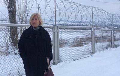Геращенко не пустили в Россию на суд к Савченко