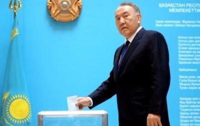 На выборах в Казахстане победила партия Назарбаева