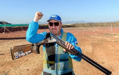 Український стрілок Мільчев виграв етап Кубка світу на Кіпрі