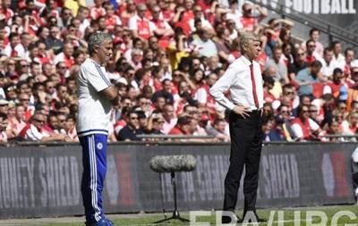 Арсенал может перехватить Моуринью у МЮ - источник