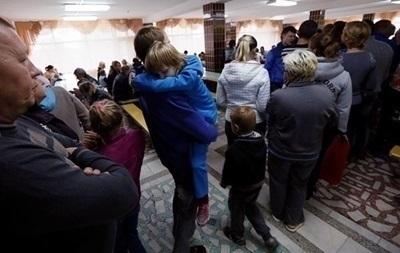 Киев введет особые карты для переселенцев