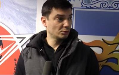 Симчук: Надеюсь, в Киеве люди проснутся и вспомнят, что у нас есть хоккей