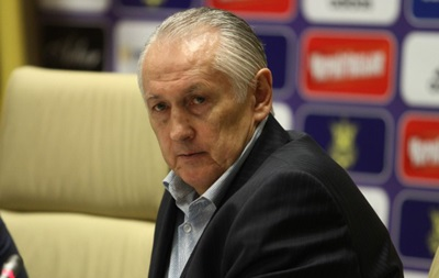 Фоменко: Мы бы хотели сыграть товарищеские матчи с топовыми командами