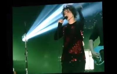 Во время концерта Земфира матом требовала убрать флаг Украины